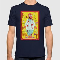 Dr. Zoidberg's Useless O… Mens Fitted Tee Navy SMALL