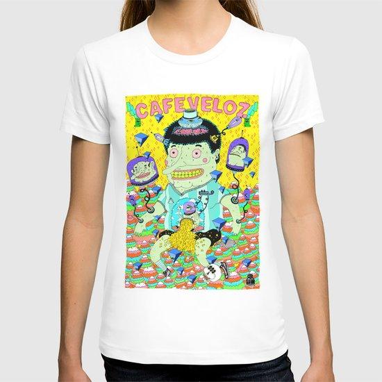 cafe veloz T-shirt