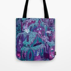December House Tote Bag