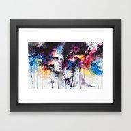 La Nostra Infinita Abneg… Framed Art Print