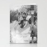 Make Art  Stationery Cards