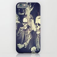 iPhone & iPod Case featuring Lush Core 100 Proof by oldsilverwargun