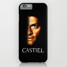 Castiel / Supernatural - Painting Style iPhone 6 Slim Case