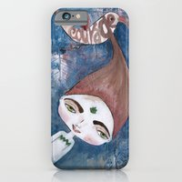 Courage-Bhoomie iPhone 6 Slim Case