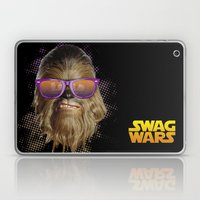 Chewbacca Swag Laptop & iPad Skin