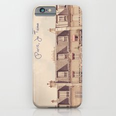 Paris Je T'aime iPhone 6s Slim Case