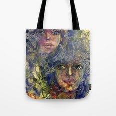 Sisters. Tote Bag