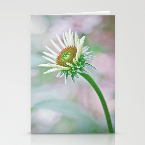pastel Stationery Card