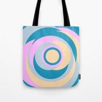 Simple Shapes Series Tote Bag