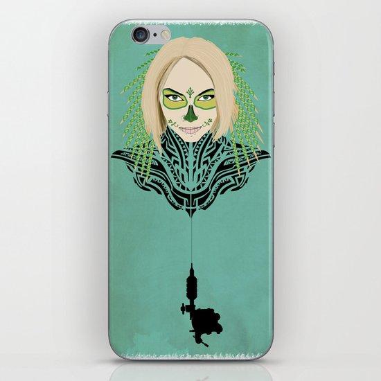 Teya iPhone & iPod Skin