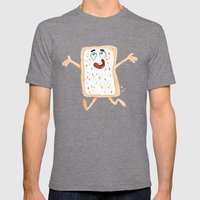 I'm Delicious! Mens Fitted Tee Tri-Grey SMALL