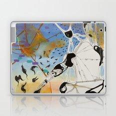 Our Secret Beach Laptop & iPad Skin