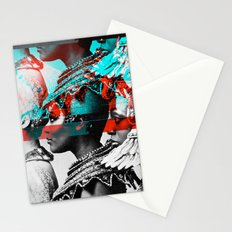 QUENS 3D Stationery Cards