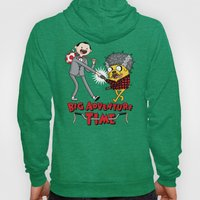 Time For A Big Adventure Hoody