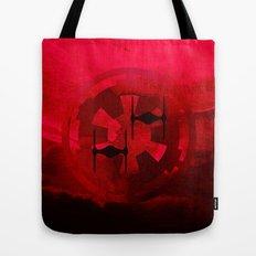 Star Wars Imperial Red Tie Fighters Tote Bag