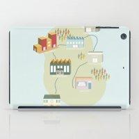 City Travels iPad Case