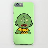 Zombie Charlie Brown iPhone 6 Slim Case