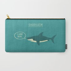 Sharkasm Carry-All Pouch