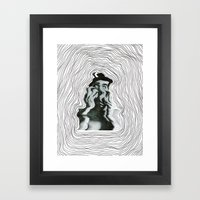 Warp World Framed Art Print