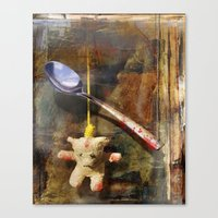 The Care And Feeding Of … Canvas Print