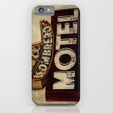 Vintage El Sombrero Motel Sign Slim Case iPhone 6s