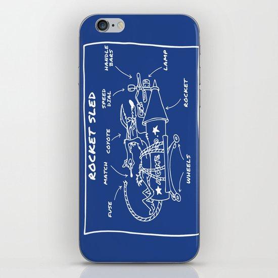The plan iPhone & iPod Skin
