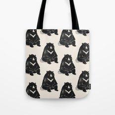 logbear Tote Bag