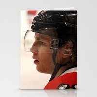 Patrick Kane | Chicago B… Stationery Cards