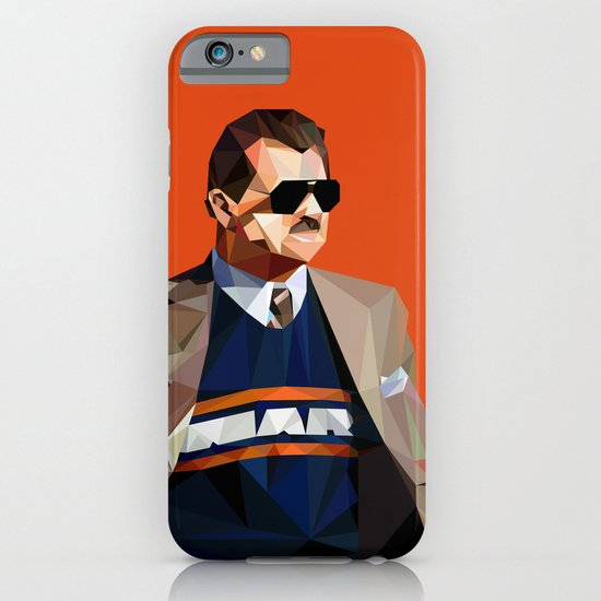 Geometric Ditka iPhone & iPod Case
