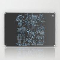 Plan Mine Laptop & iPad Skin