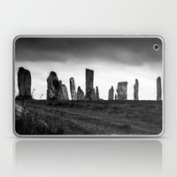 Callanish Stones Laptop & iPad Skin