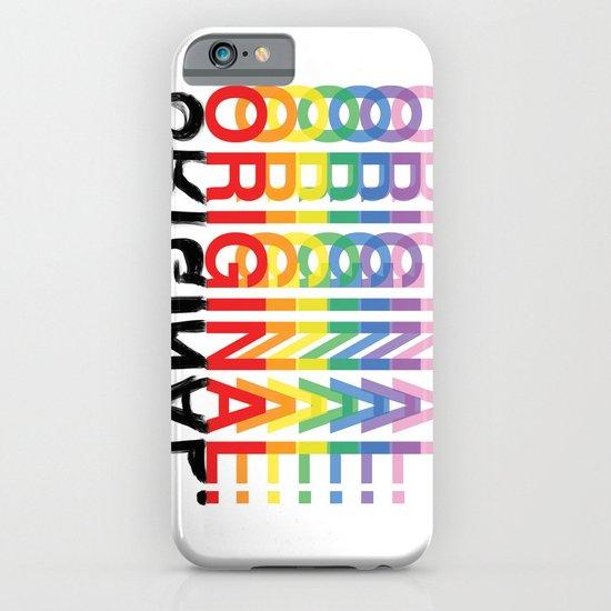 Original. iPhone & iPod Case