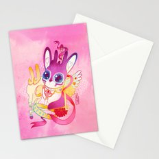 Magical Pretty Princess Sugar Ribbon Jackalope-Chan Stationery Cards