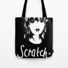Scratch Tote Bag