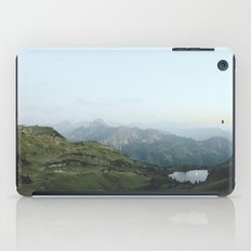 Abyssal landscape photography iPad Case