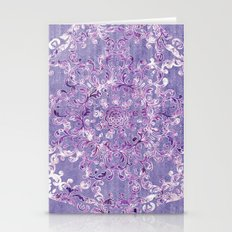 A Taste of Lilac Wine Stationery Cards
