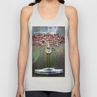 See The USA In Your Chevrolet Unisex Tank Top