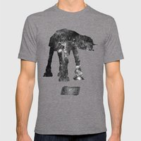 Star Wars - The Empire S… Mens Fitted Tee Tri-Grey SMALL