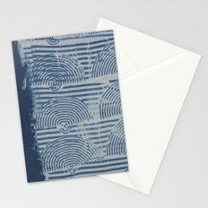 Indgo Paste Print Stationery Cards