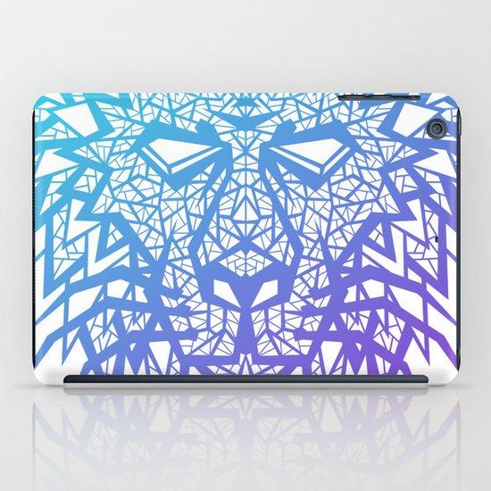 Heart of a Lion iPad Case