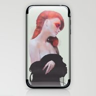 Poison Ivy iPhone & iPod Skin