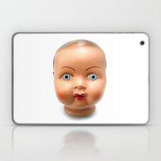 Dolls head Laptop & iPad Skin
