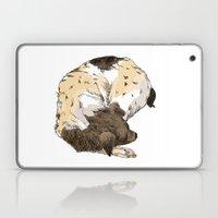 Sleeping Dog #002 Laptop & iPad Skin