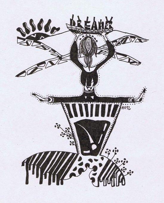 dreamer 4 012 Art Print