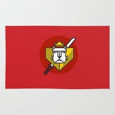 Gryffindor House Crest Icon Rug
