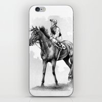 About To Play Up - Raceh… iPhone & iPod Skin