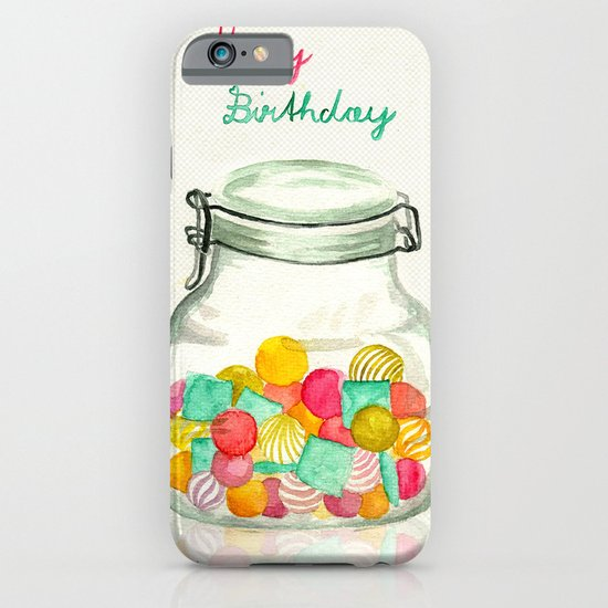 sweets for my sweet iPhone & iPod Case