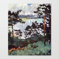 Landscape N. 5 Canvas Print