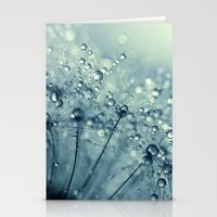 Dandy In Midnight Blue Stationery Cards
