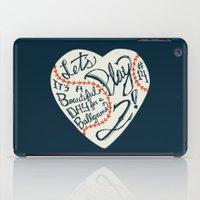 Mr. Cub iPad Case